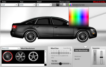 Wheel visualizer wheels and rims readywheels rims tires Online visualizer