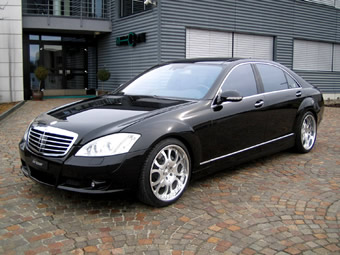 Mercedes Custom Wheels on The Mercedes Benz S Class Is A Series Of Luxury Sedans Produced By