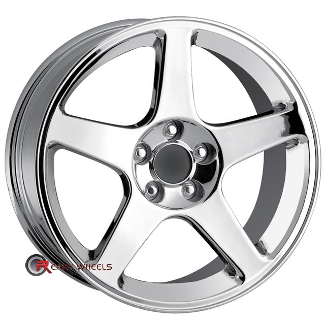 DETROIT 815 Chrome 5-Spoke 17 inch