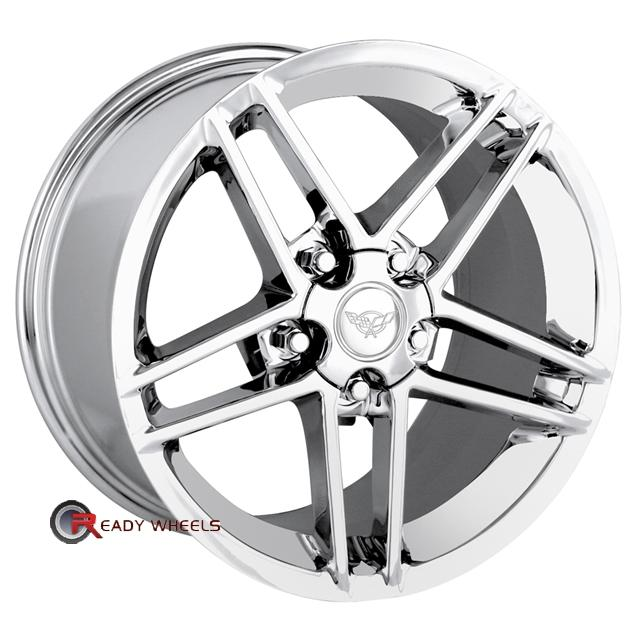 DETROIT 870 Chrome 5-Spoke Split 18 inch