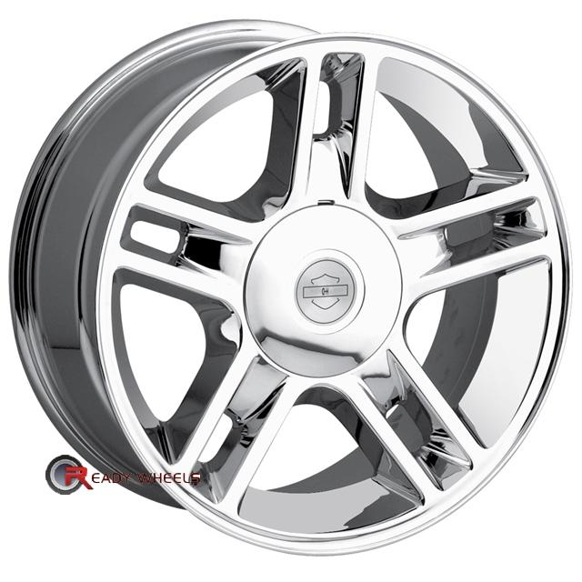 DETROIT 885 Chrome 5-Spoke Split 22 inch