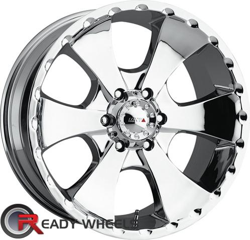 MKW M19 Chrome Off-Road 17 inch