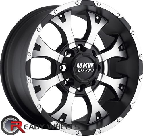 MKW M85 Machined Off-Road 16 inch
