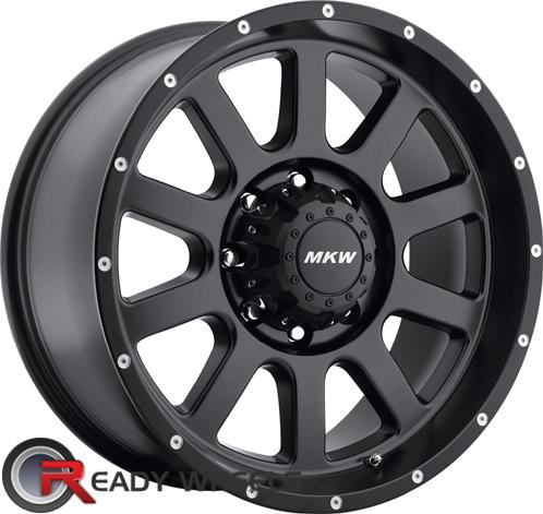MKW M86 Black Off-Road 15 inch