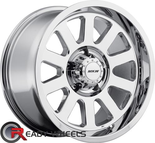 MKW M86 Chrome Off-Road 15 inch