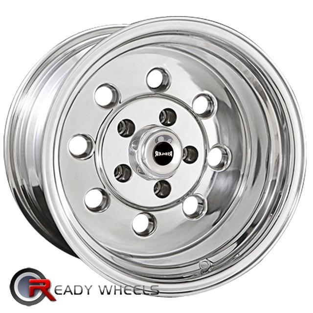 RIDLER 635 Polished Full-Face 15 inch