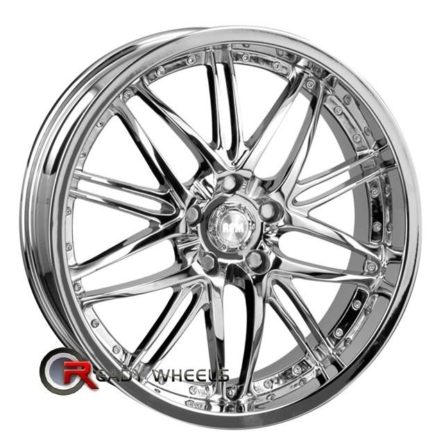 rpm r 508 chrome mesh web 18 inch wheel and tire packages rims tires. Black Bedroom Furniture Sets. Home Design Ideas
