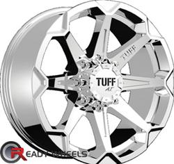 TUFF T05 Chrome Off-Road 17 inch