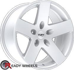 TUFF T20R Silver Off-Road 16 inch