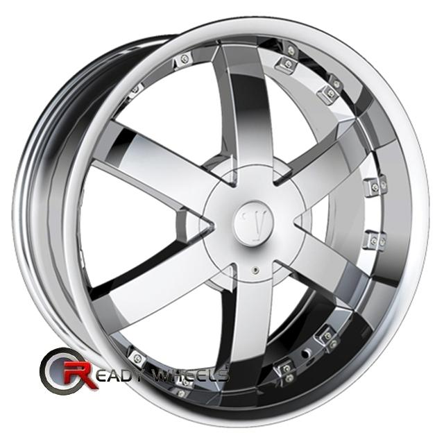 VELOCITY V705 Chrome 6-Spoke 20 inch