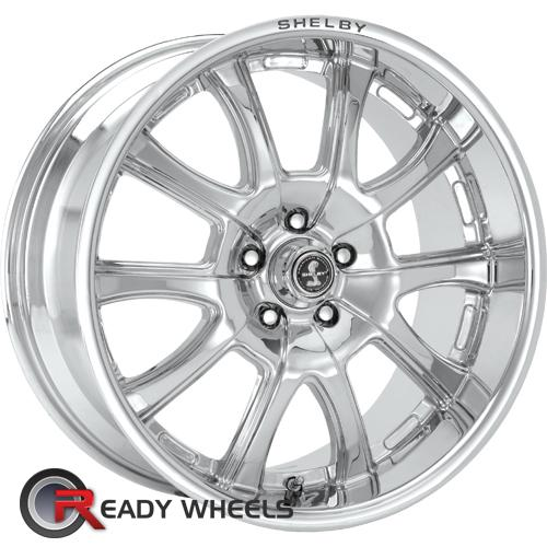 AMERICAN RACING Redline Shelby Chrome 5-Spoke 18 inch
