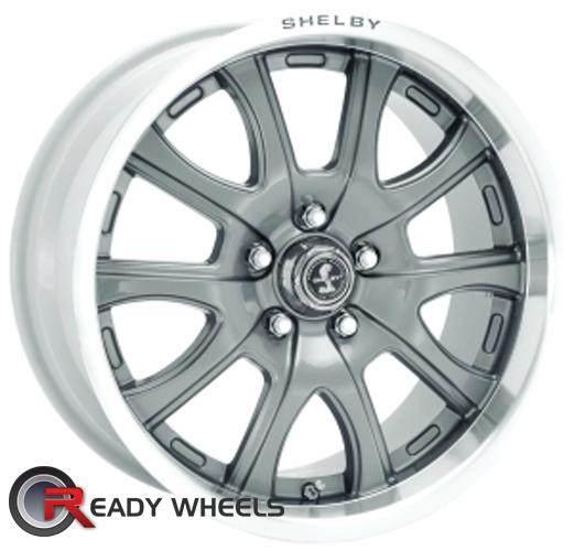 AMERICAN RACING Redline Shelby Gunmetal Gloss 5-Spoke 18 inch