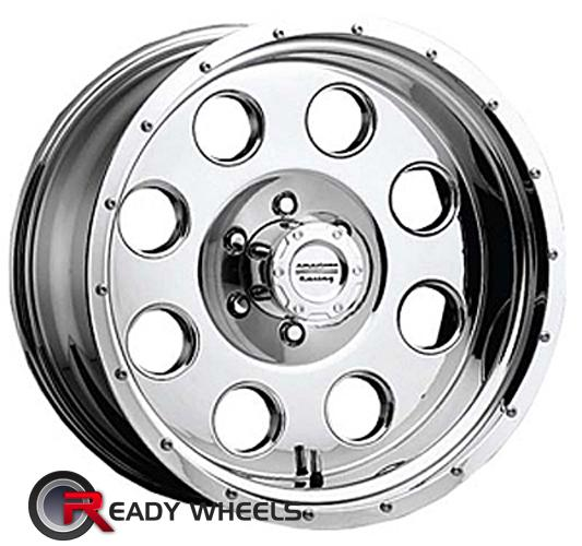 ATX OFF-ROAD Mojave (1082) Polished Full-Face 15 inch