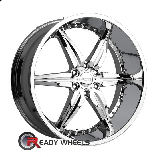FOOSE SPEEDSTER (6-LUG) Chrome 6-Spoke 20 inch
