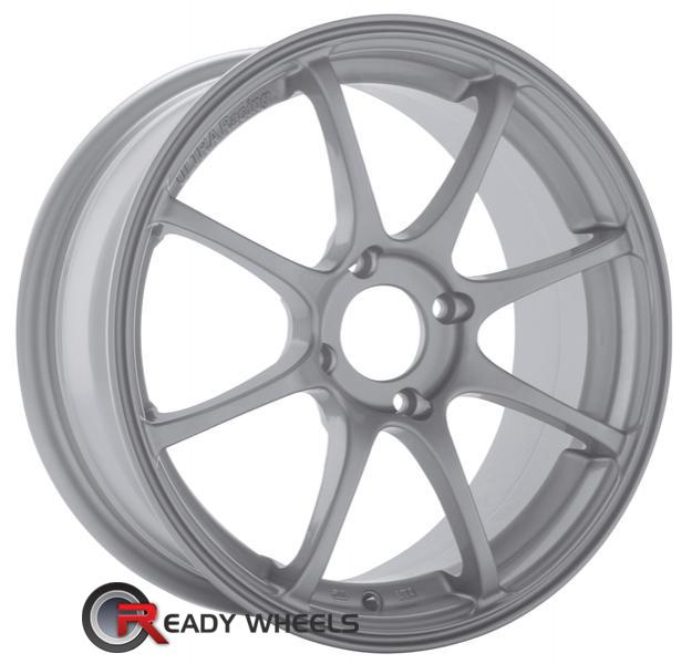 KONIG Feather (4-Lug) Silver Gloss 8-Spoke 15 inch