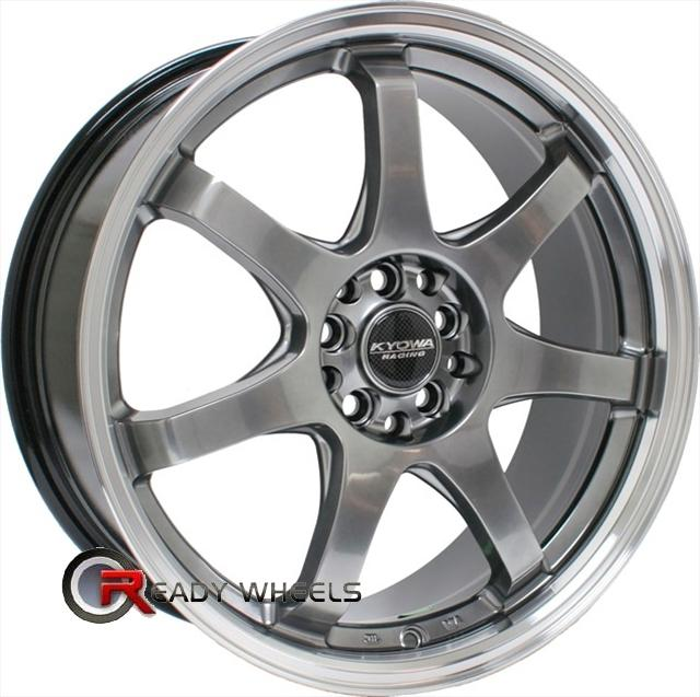 TOUREN TR4 3140  Machined w/ Black Full-Face 17 inch
