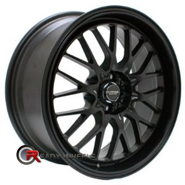TOUREN TR5 3150  Hypersilver 5-Spoke Split 18 inch