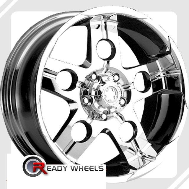 ultra stargazer 140 chrome 5 spoke 18 inch wheel and tire packages rims tires. Black Bedroom Furniture Sets. Home Design Ideas