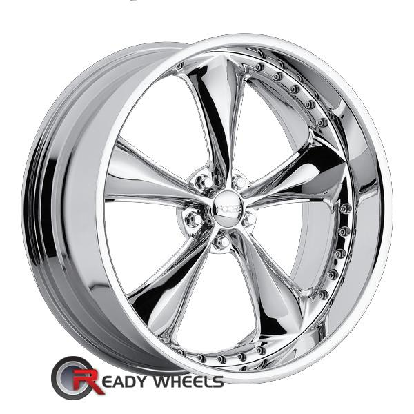 FOOSE NITROUS Chrome 5-Spoke 24 inch