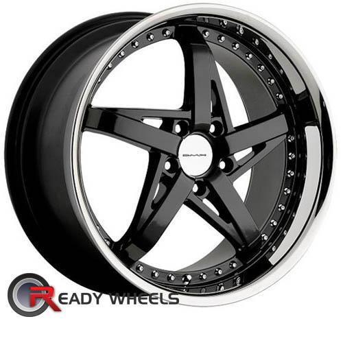 kmc km187 black gloss 5 spoke 20 inch wheel and tire packages rims tires. Black Bedroom Furniture Sets. Home Design Ideas