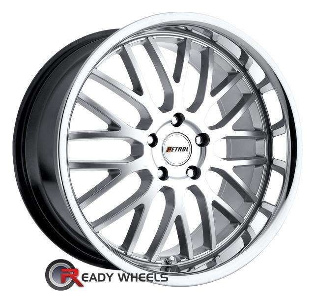 PETROL Vengeance Hypersilver 5-Spoke 18 inch