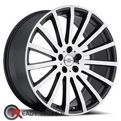 REDBOURNE DOMINUS Gunmetal Multi-Spoke 20 inch
