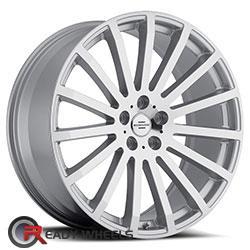 REDBOURNE DOMINUS Silver Multi-Spoke 20 inch