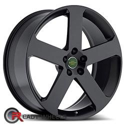 REDBOURNE NOTTINGHAM Matte Black 5-Spoke 20 inch
