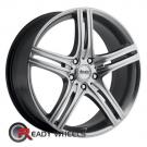 ADVANTI A1 REV Hyperblack 5-Spoke 40 17 5x100