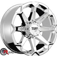 tuff t05 chrome off road 20 5x127 rims tires. Black Bedroom Furniture Sets. Home Design Ideas