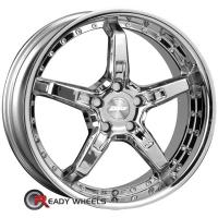 speedy inferno chrome 5 spoke 18 inch wheel and tire packages rims tires. Black Bedroom Furniture Sets. Home Design Ideas