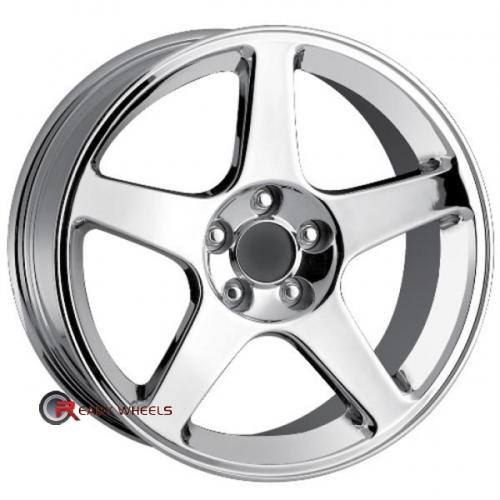 DETROIT 815 Machined 5-Spoke 17 5x114
