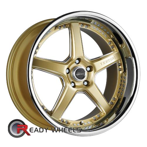 Vertini Drift Gold 5-spoke 19 5x112
