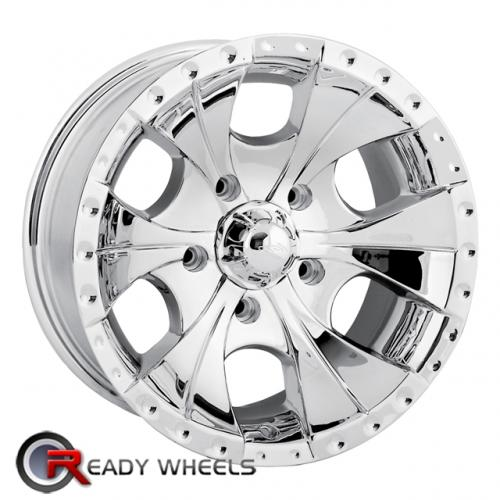 ION 165 Chrome 6-Spoke 16 5x114
