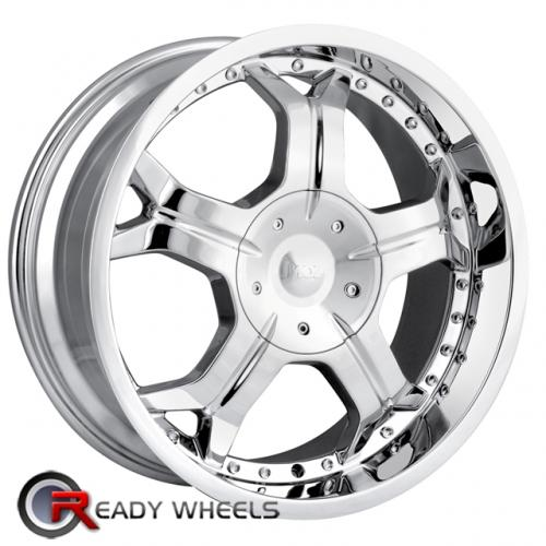 ION 191 Chrome 5-Spoke 20 5x114