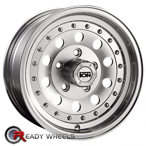ION 71 Machined Full-Face 15x8 - 5x114 Wheels - Rims