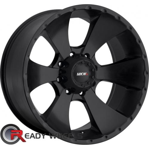 MKW M19 Black Off-Road 17 6x139