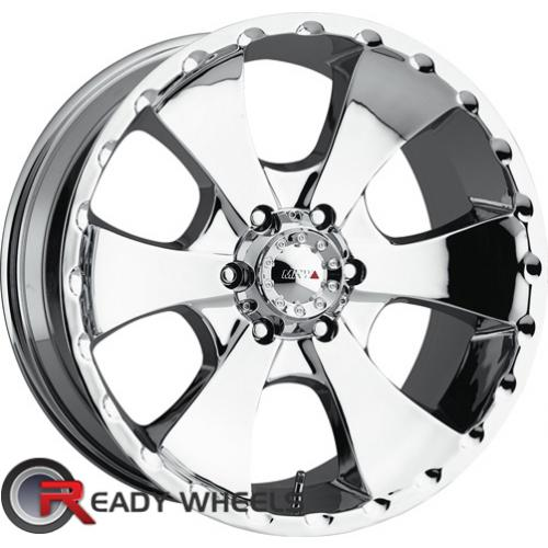 MKW M19 chrome Off-Road 17 8x165