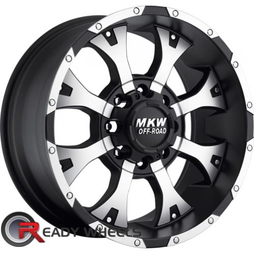 MKW M85 Machined Off-Road 16 5x114