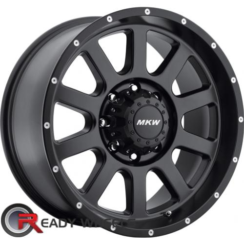 MKW M86 Black Off-Road 15 5x114