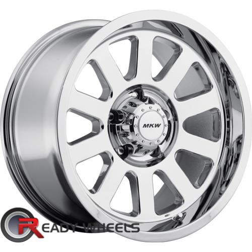 MKW M86 Chrome Off-Road 15 5x114