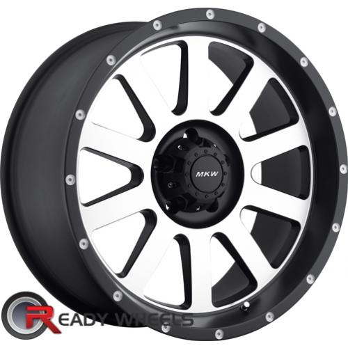 MKW M86 Machined Off-Road 15 5x114