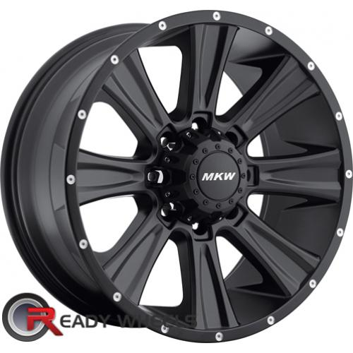 MKW M87 Black Off-Road 17 5x114