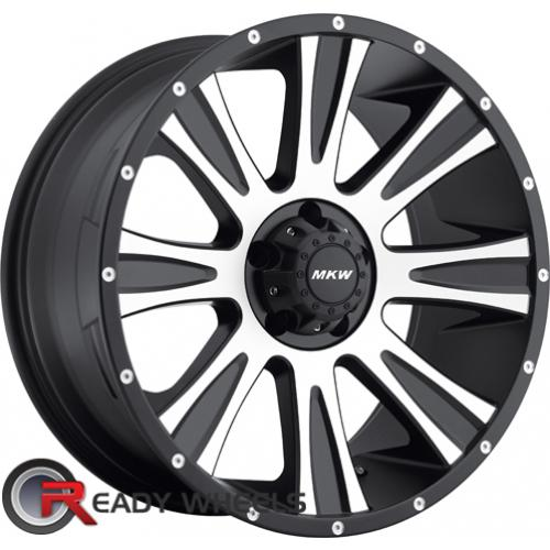 MKW M87 Machined Off-Road 17 5x114