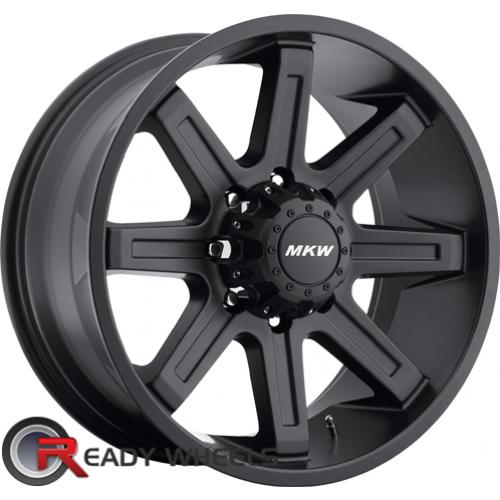 MKW M88 Black Off-Road 17 5x114