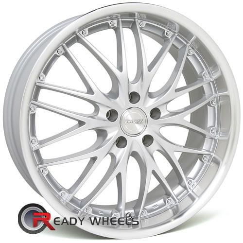 MRR Design GT1 Gloss Black Mesh / Web 18 4x100