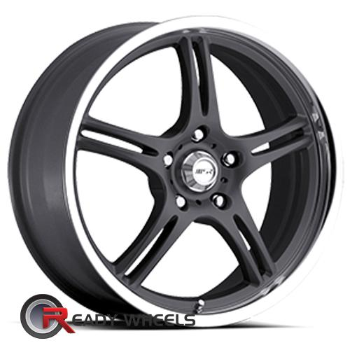 MSR 044 Grey 5-Spoke Split 17 4x100