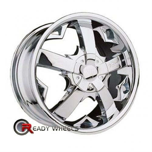 VELOCITY V200 Chrome 5-Spoke 20 5x135