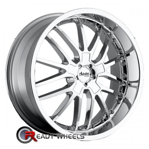 ADVANTI A5 LIGERO Chrome 40 17 5x114