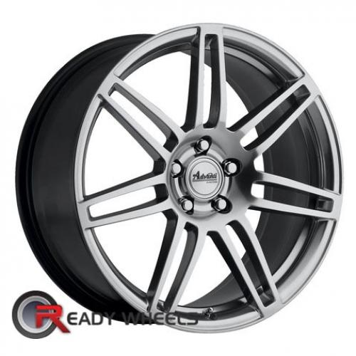 ADVANTI A7 MARICHI  Hyperblack 7-Spoke Split 32 17 5x112